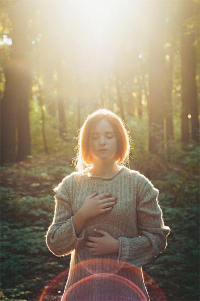 Красивые картинки женщин и девушек - подборка фото 17