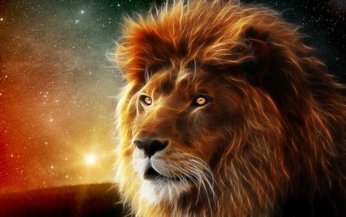 Прикольные и красивые картинки льва и львов - сборка изображений 9