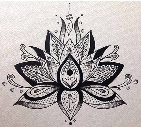 Цветные рисунки цветов для срисовки - красивая подборка 2