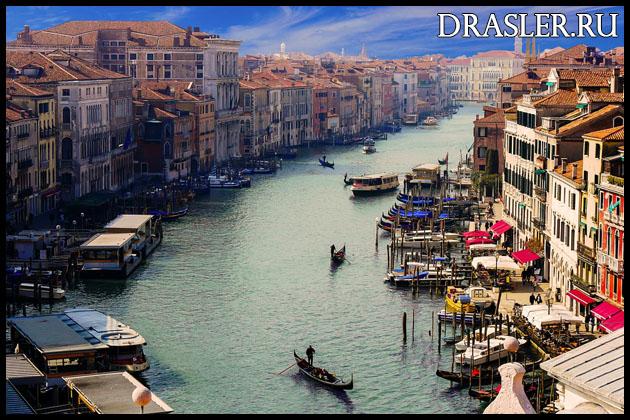 10 познавательных фактов о Венеции - интересные факты о городе 2