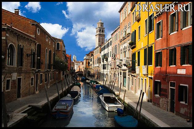 10 познавательных фактов о Венеции - интересные факты о городе 3