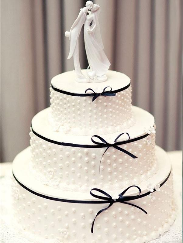 Значение свадебного торта и его оформление - самое интересное 1
