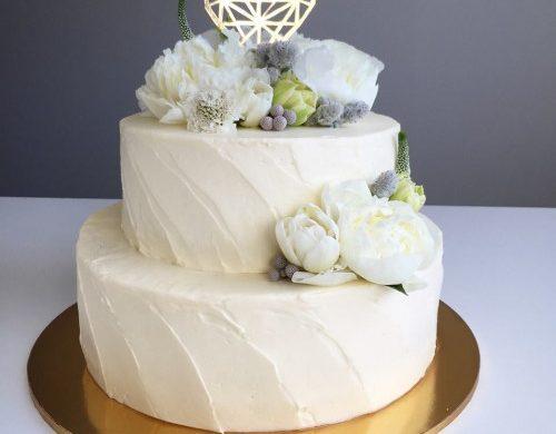 Значение свадебного торта и его оформление - самое интересное 4