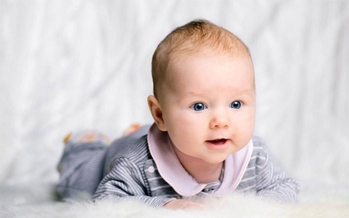 Красивые картинки малышей и милых детей - коллекция фото 13