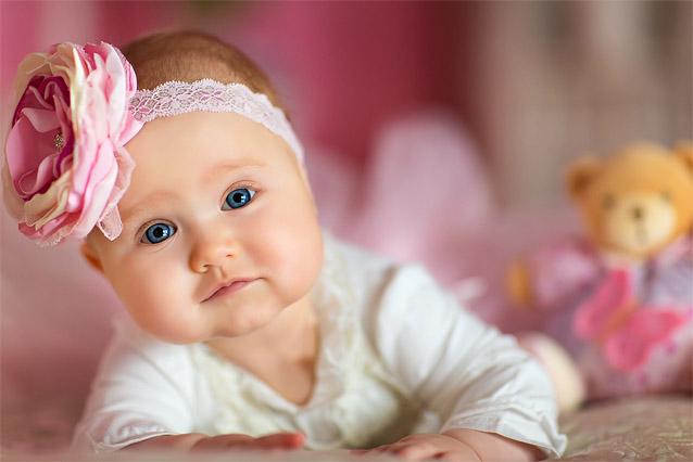 Красивые картинки малышей и милых детей - коллекция фото 8