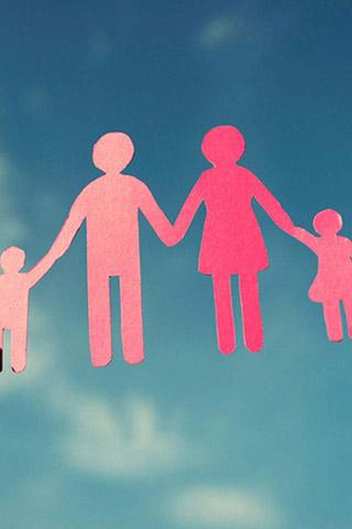 Красивые картинки семьи на телефон на заставку - подборка 14