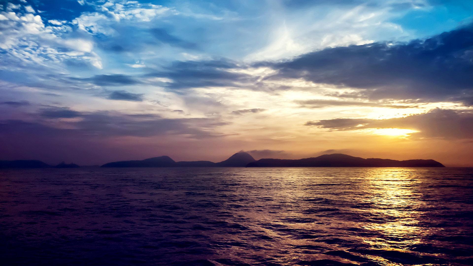 Красивые обои моря и пляжа на рабочий стол - подборка 2018 12