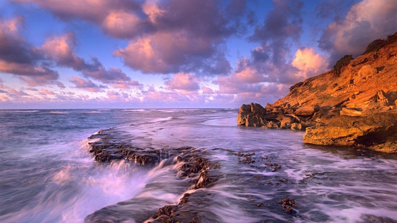 Красивые обои моря и пляжа на рабочий стол - подборка 2018 13