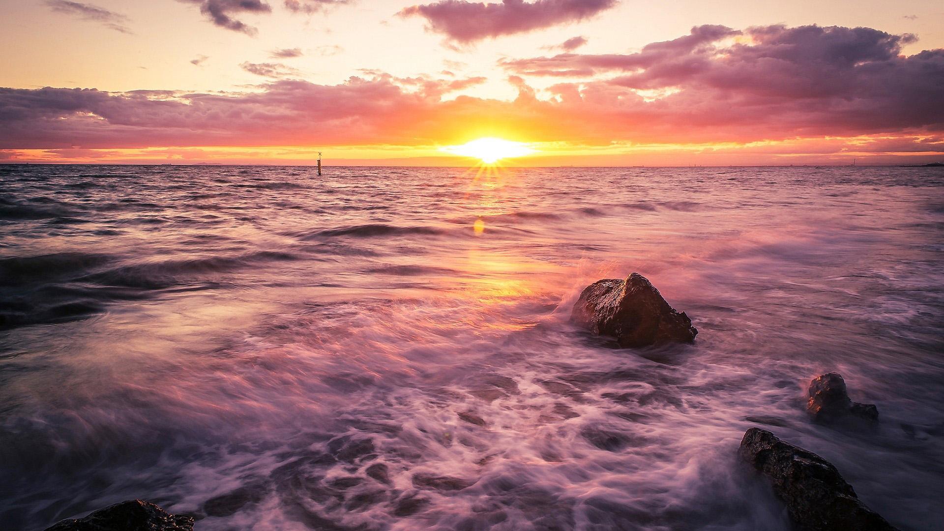 Красивые обои моря и пляжа на рабочий стол - подборка 2018 2