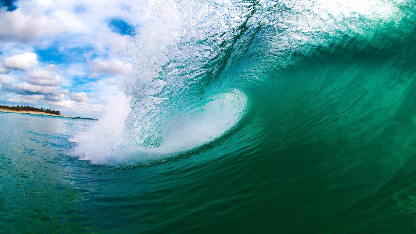 Красивые обои моря и пляжа на рабочий стол - подборка 2018 5