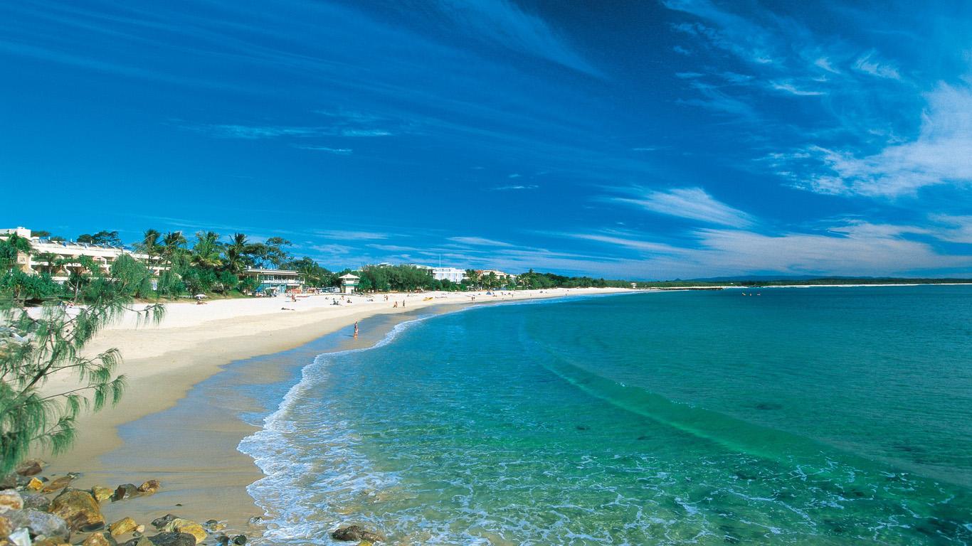 Красивые обои моря и пляжа на рабочий стол - подборка 2018 8
