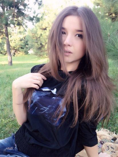 Милые и очаровательные фотографии девушек - коллекция картинок 12