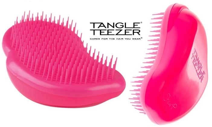 Щетки Tangle Teezer для ухода за волосами - обзор, преимущества 1