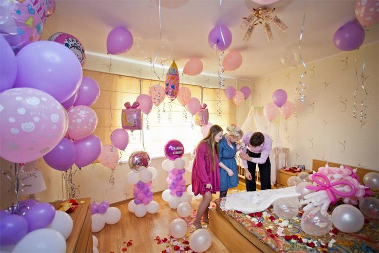Как украсить воздушными шарами помещение, какие выбрать 1