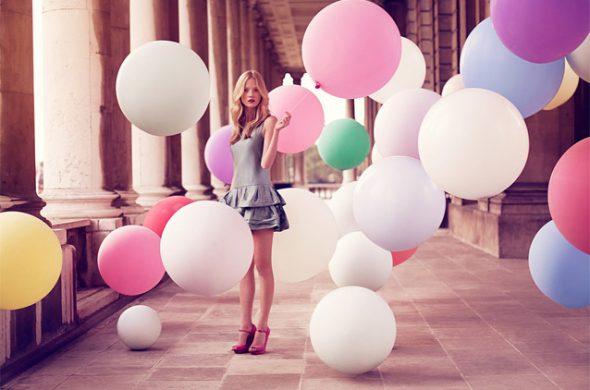 Как украсить воздушными шарами помещение, какие выбрать 3