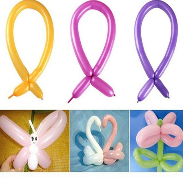 Как украсить воздушными шарами помещение, какие выбрать 5
