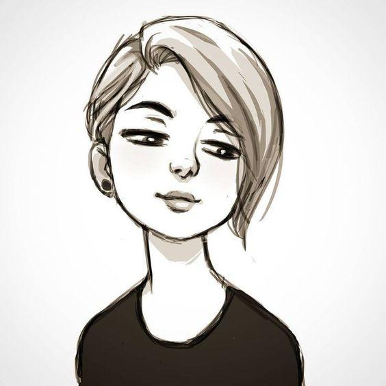 Картинки для срисовки легкие, летние, простые - лучшие рисунки 16