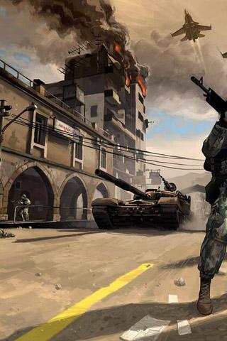 Классные картинки из игр для заставки мобильного - лучшая сборка 4