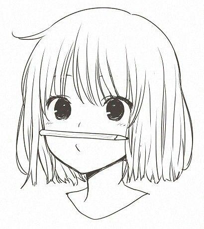 Милые и прикольные картинки для срисовки девочкам 12 лет - сборка 1