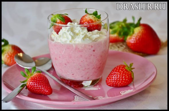 Польза и вред клубники для человека. Полезные свойства ягоды 1
