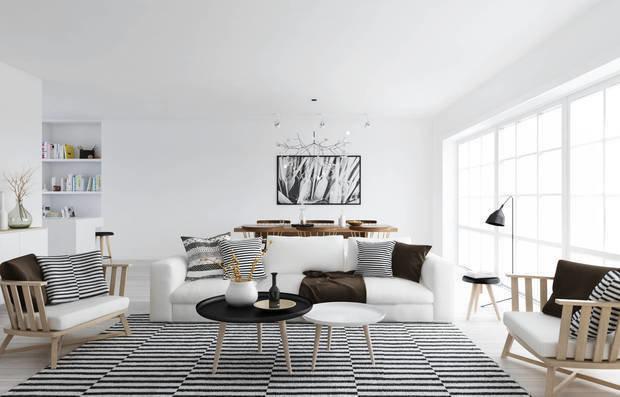 Как выбрать цвет для интерьера своей квартиры или дома 1