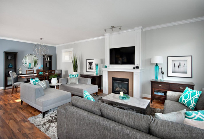 Как выбрать цвет для интерьера своей квартиры или дома 3