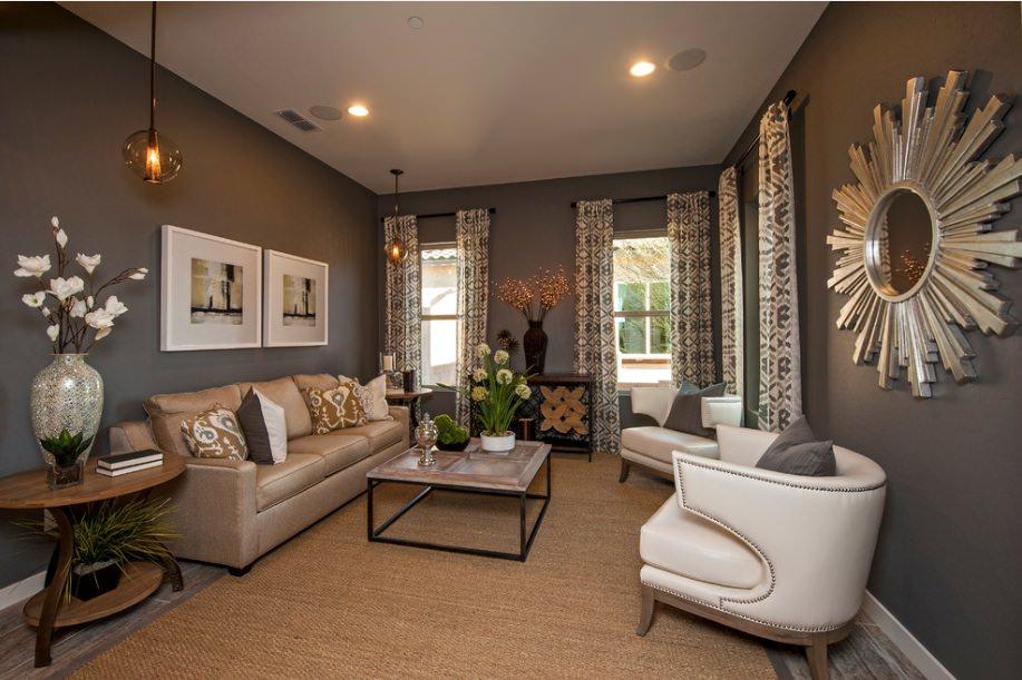 Как выбрать цвет для интерьера своей квартиры или дома 4