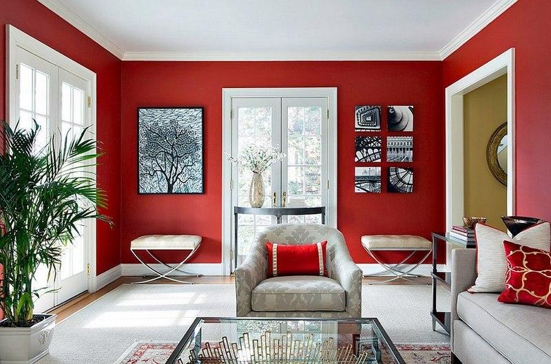 Как выбрать цвет для интерьера своей квартиры или дома 5