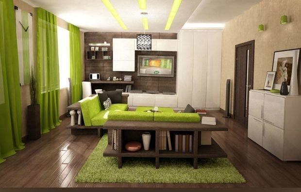 Как выбрать цвет для интерьера своей квартиры или дома 7