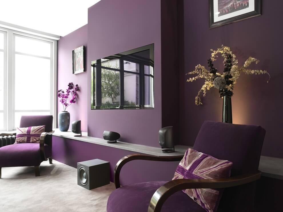 Как выбрать цвет для интерьера своей квартиры или дома 8