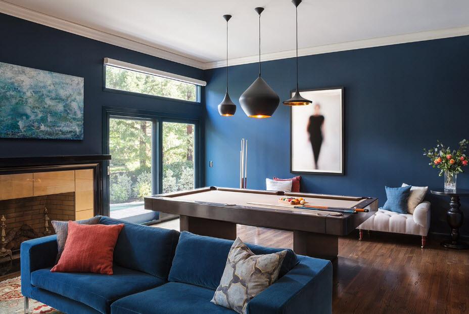 Как выбрать цвет для интерьера своей квартиры или дома 9