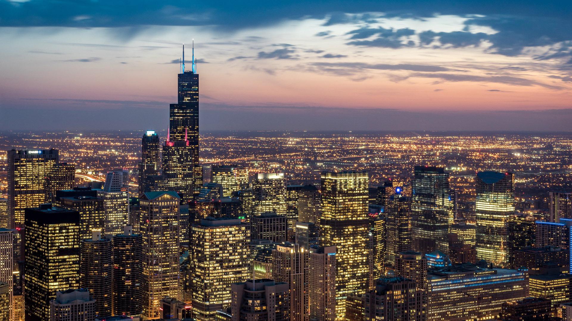Классные и необычные картинки городов для рабочего стола 1