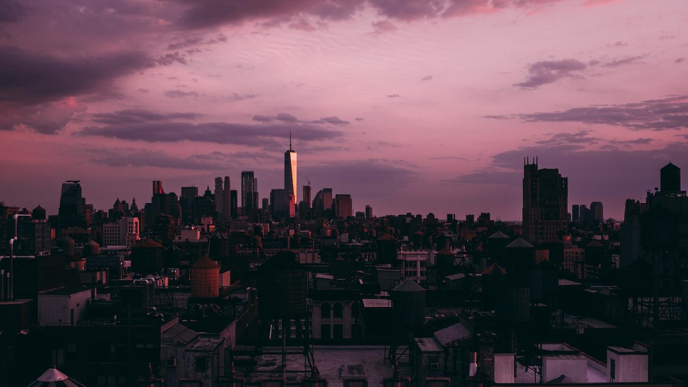 Классные и необычные картинки городов для рабочего стола 3