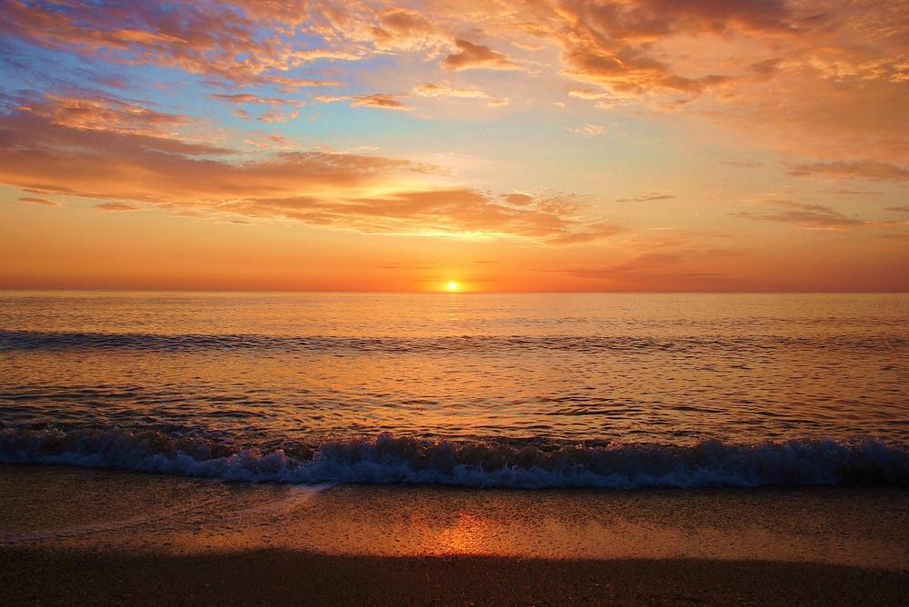 Прикольные и классные картинки моря и пляжа - сборка 2018 4