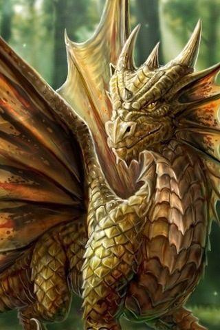 Скачать картинки драконов на заставку телефона - самые лучшие 3