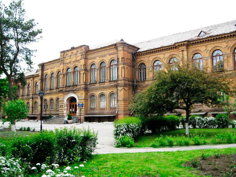 Необычные картинки самых красивых школ и университетов в мире - подборка 3