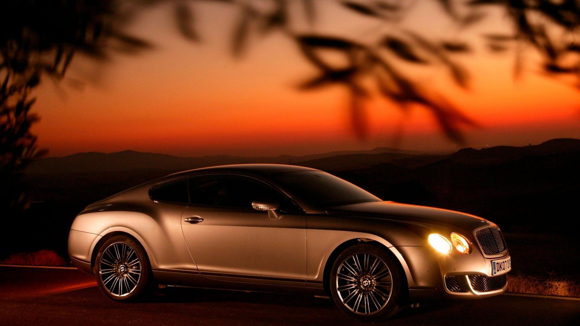 Классные и красивые картинки, фото Bentley на рабочий стол - подборка 1