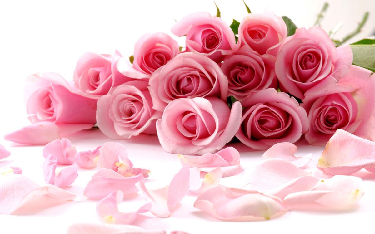 Самые красивые и удивительные букеты роз - 25 фото 9