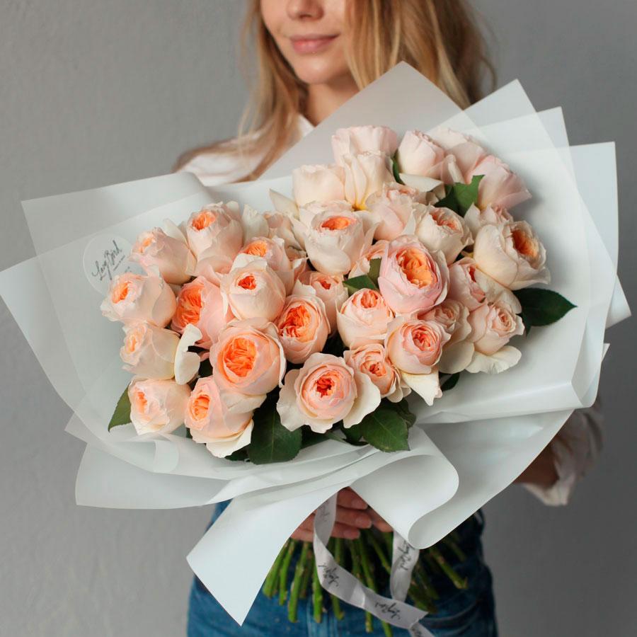 Самые красивые и удивительные букеты роз - 25 фото 2