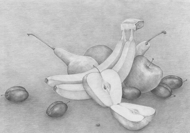 Легкие и красивые рисованные картинки для начинающих - подборка 8