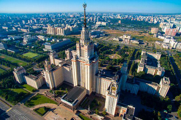Необычные картинки самых красивых школ и университетов в мире - подборка 13