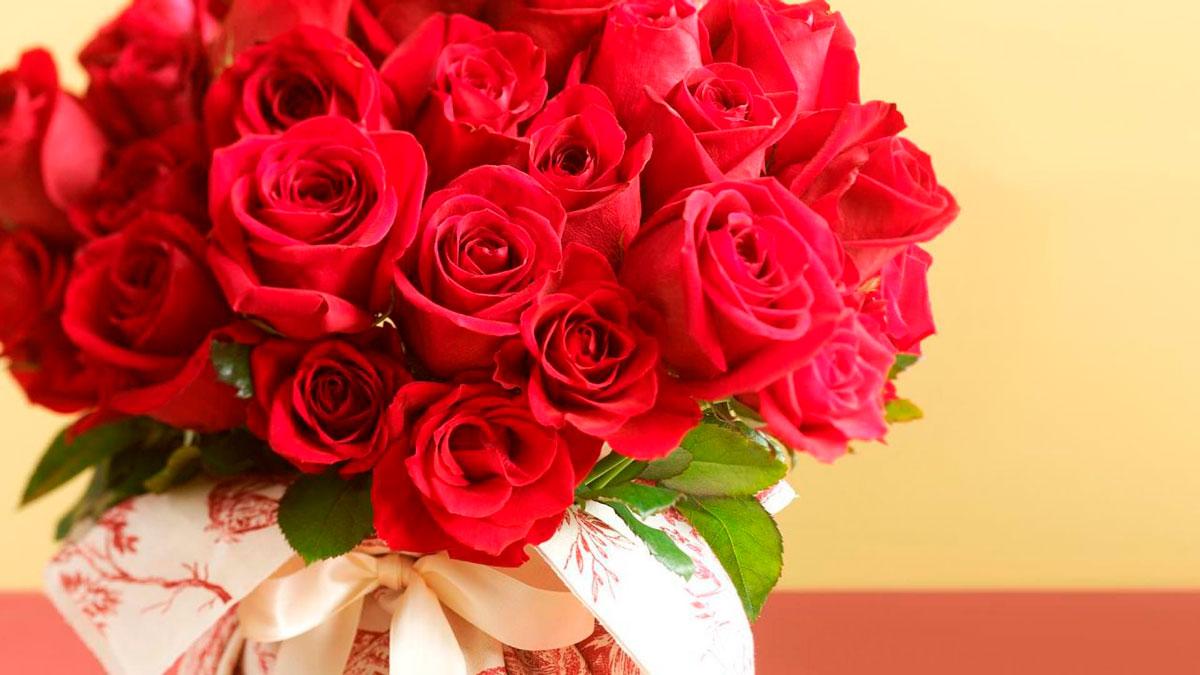 Самые красивые и удивительные букеты роз - 25 фото 4