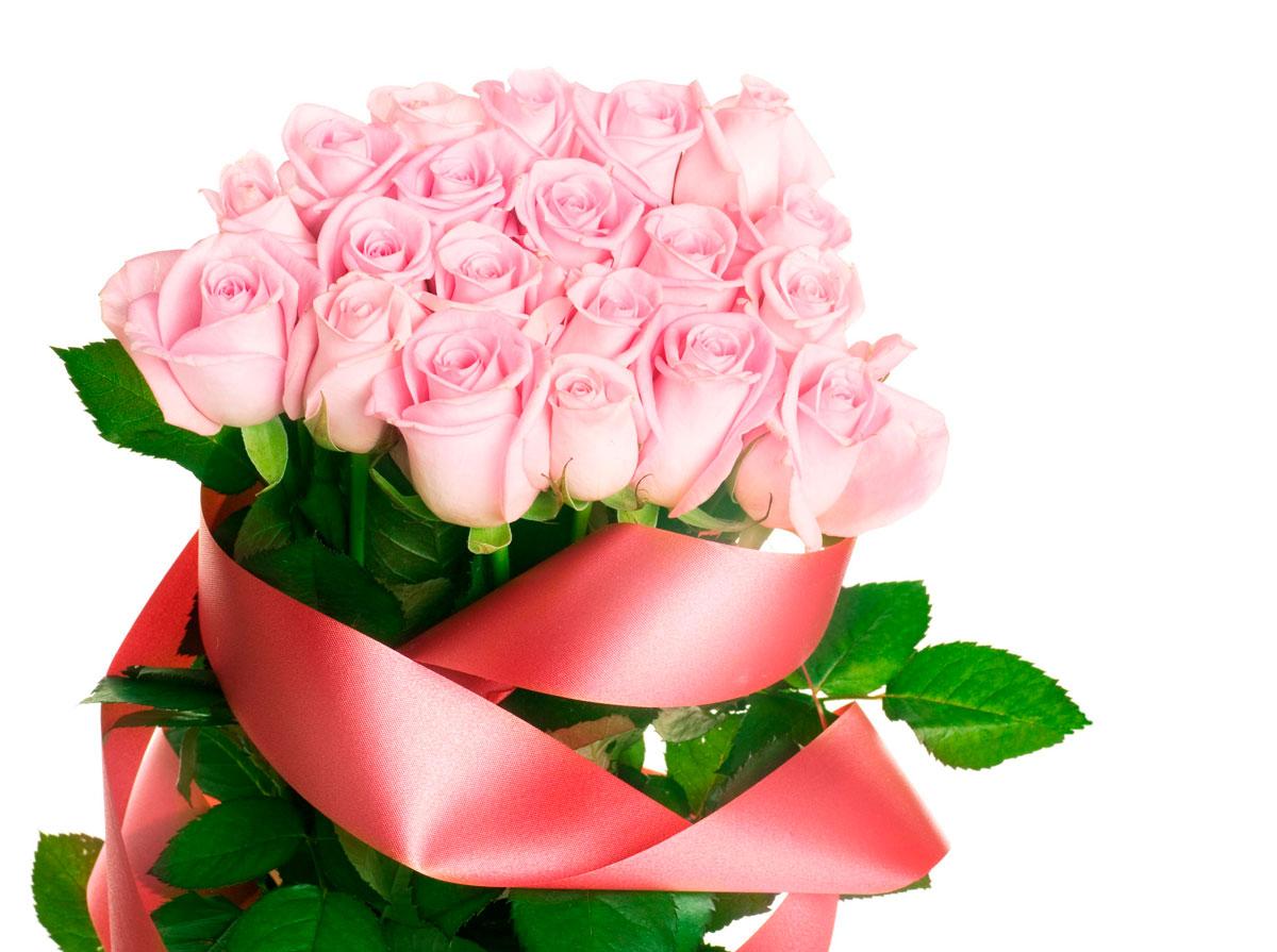 Самые красивые и удивительные букеты роз - 25 фото 21