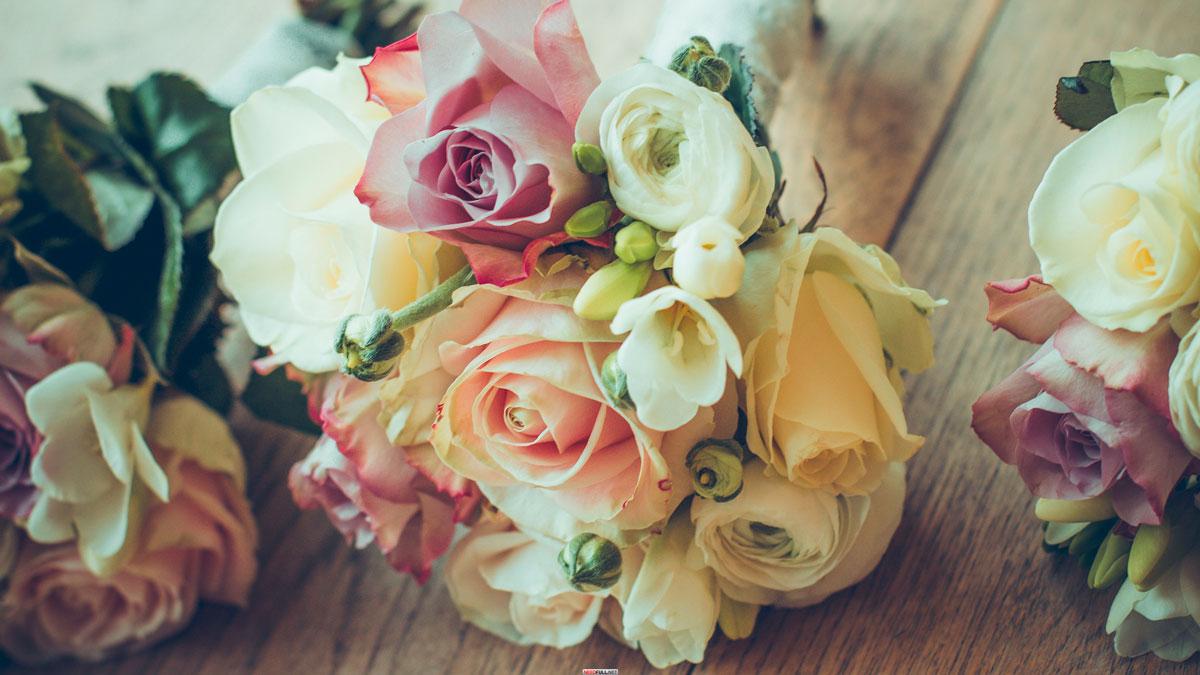 Самые красивые и удивительные букеты роз - 25 фото 22