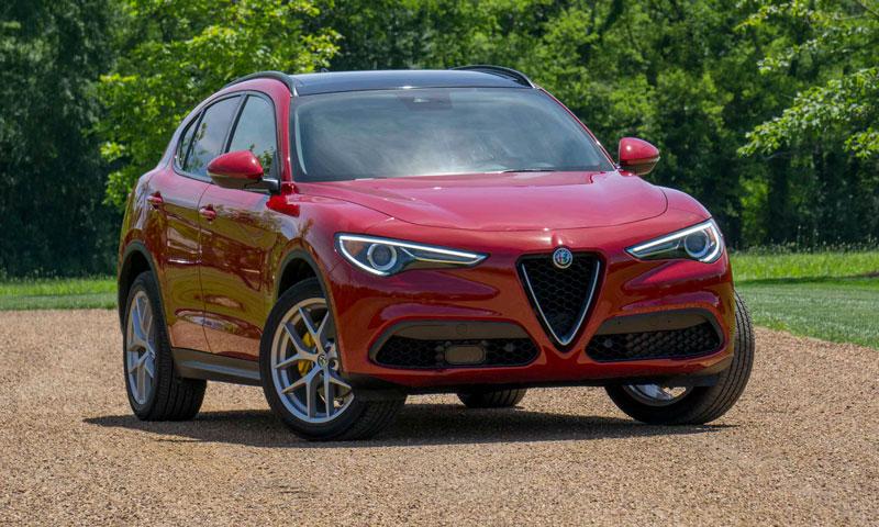 Классные и крутые фото автомобиля Alfa Romeo - подборка 2018 16