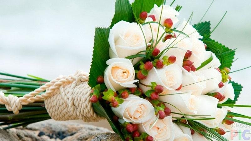 Самые красивые и удивительные букеты роз - 25 фото 10