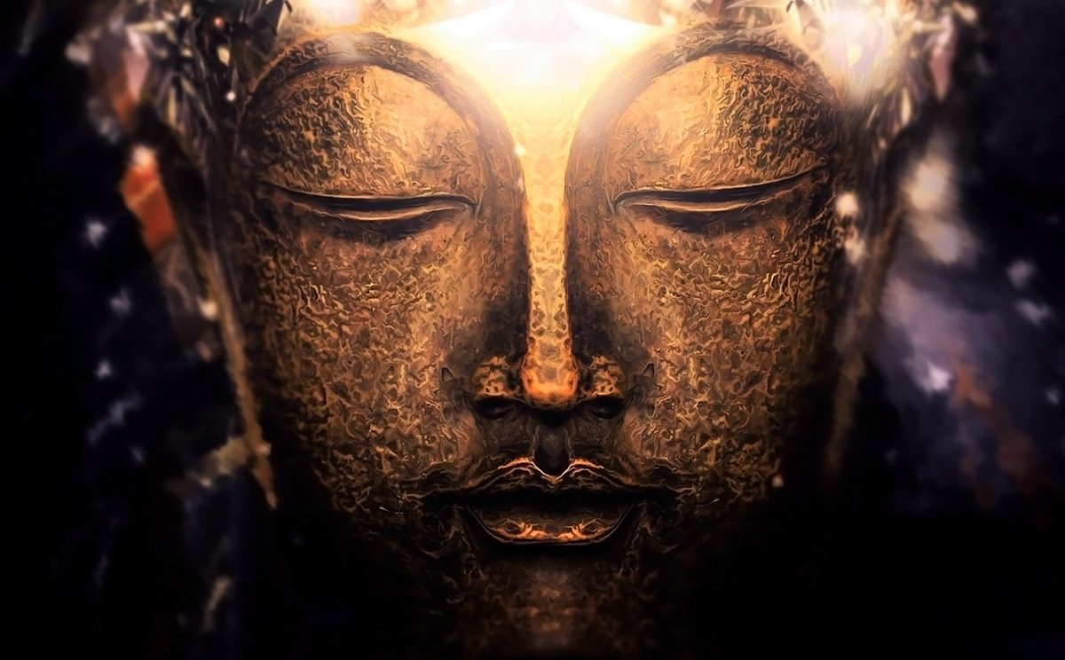 Красивые и интересные картинки Будда - подборка 2018 8