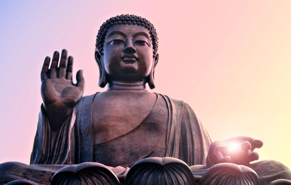Красивые и интересные картинки Будда - подборка 2018 9