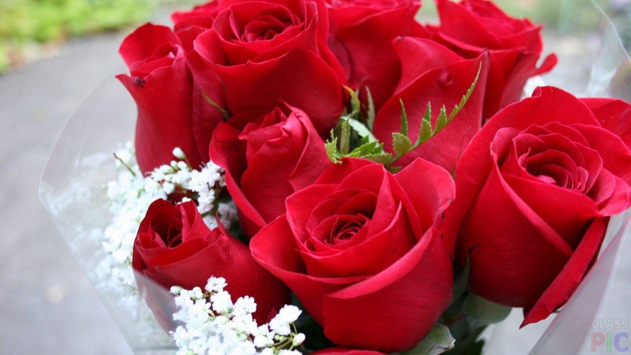 Самые красивые и удивительные букеты роз - 25 фото 17