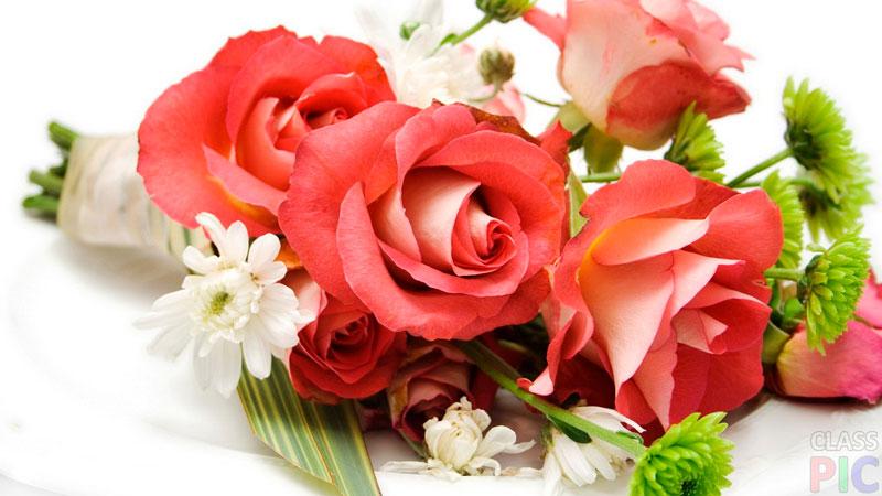Самые красивые и удивительные букеты роз - 25 фото 19